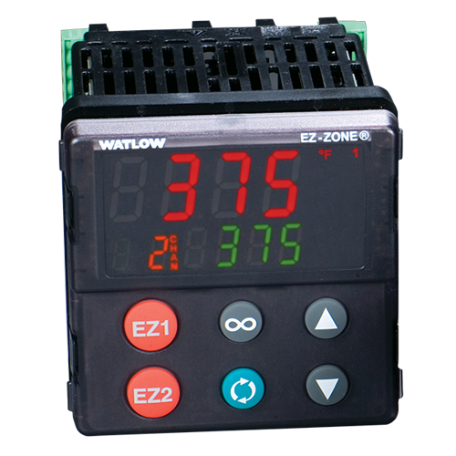 Watlow PM4 1/4 Panel Mount DIN Temperature Controller