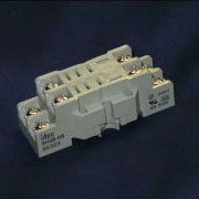 sh2b-05  8-blade socket for rh series relays