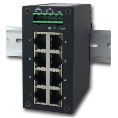 Mencom E45UM-8-MT Ethernet Switch