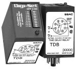 tdb120ald  1-1023 sec 11-pin 120v off-delay timer
