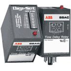 tdb120al  1-1023 sec 8-pin 120v off-delay timer