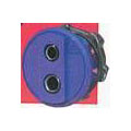 rsj-j-r  22mm type j std round panel jack