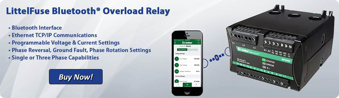 Bluetooth Overload Relay