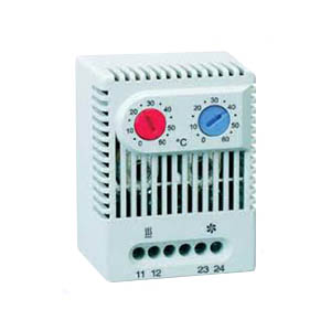 Heating Cooling Dual Bi-Metal Thermostats