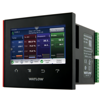 F4T Touch Screen Process Controller