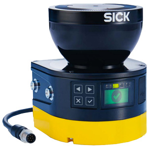 Sick Safety Laser Scanner