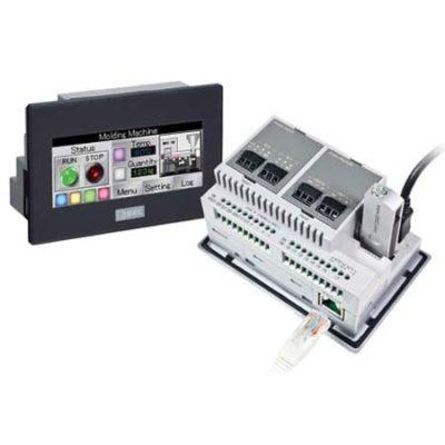 IDEC FT1A Touchscreen Interface & Logic Controller