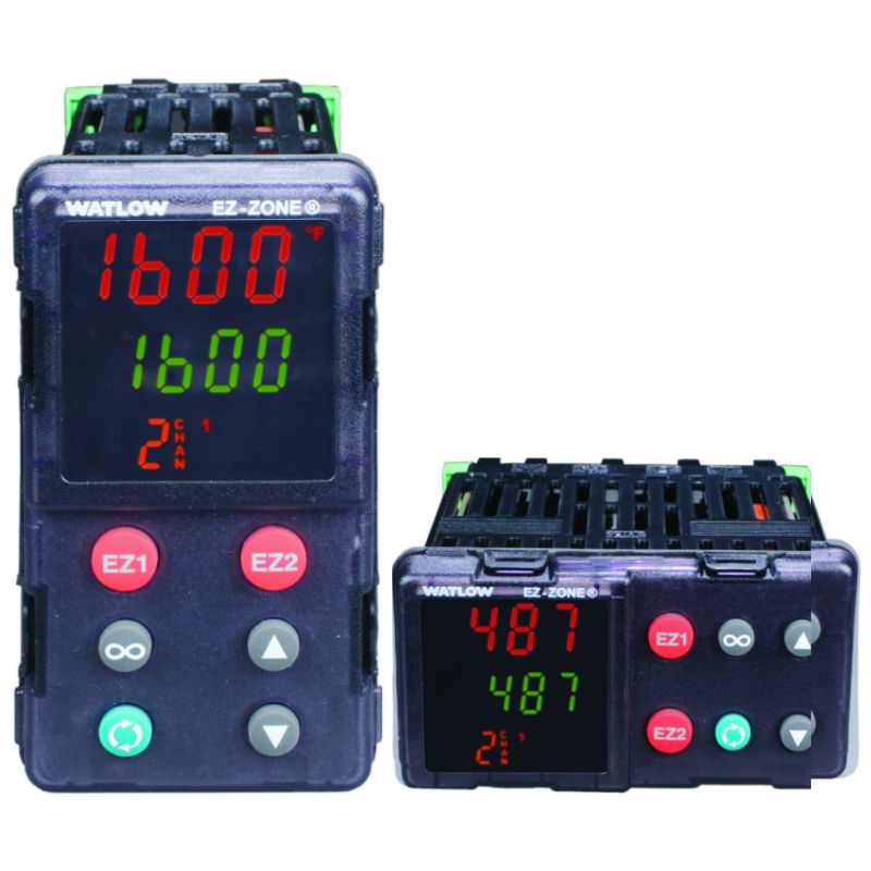 1/8 DIN Temperature Controls