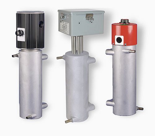 Industrial Heating Products & Controls, Home