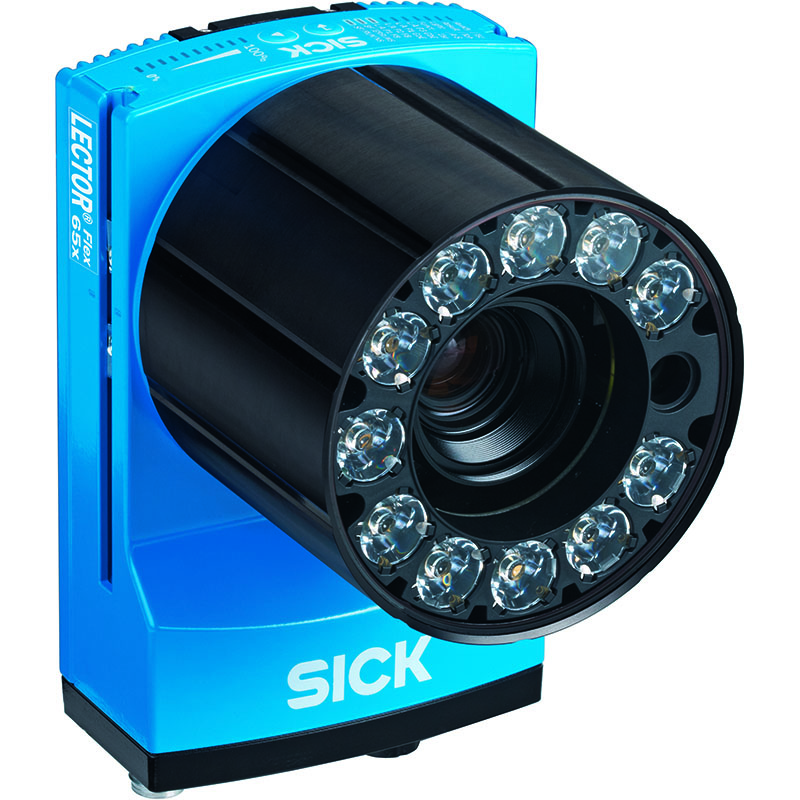 Sick Image Based Camera Lector 65x