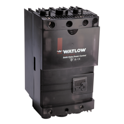 Watlow Single & Three Phase Microprocessor Based SCR Power Control Series