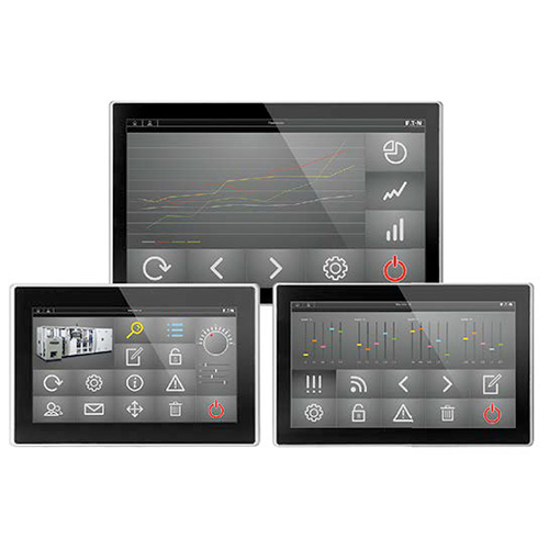 Touch Screen PLC
